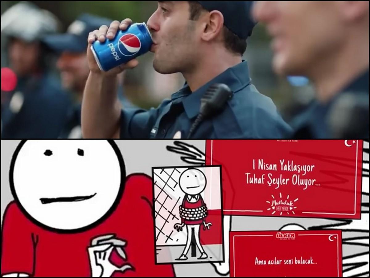 Onlarda/Bizde: Pepsi ve Ülker'in Kriz Yönetimi